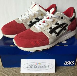 size 40 86018 e6527 Details about AFEW x ASICS GEL LYTE III