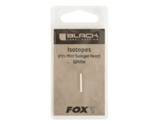 Fox Black Label Isotopes 2mm X 12mm White CLI007