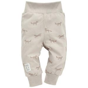 Baby & Toddler Clothing Sincere Babyhose Strampelhose Schlupfhose Leggings Fuchs 62 68 74 80 86 Baumwolle Neu Bottoms
