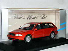 Minichamps 1995 Audi A4 Avant Metallic Red 1/43