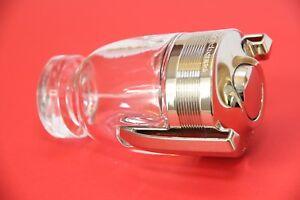Paco Rabanne INVICTUS Men Eau de Toilette 3.4oz 100ml Empty Bottle