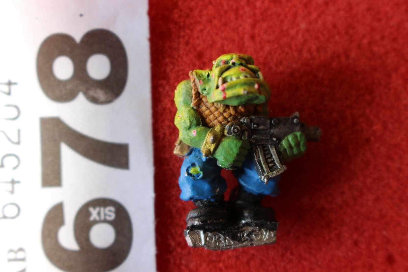 Games Workshop Warhammer 40k MM100 Space Orks Boyz Boy Metal Figure Marauder E5