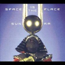 SUN RA - SPACE IS THE PLACE  CD  5 TRACKS AVANTGARDE / FREE JAZZ  NEU