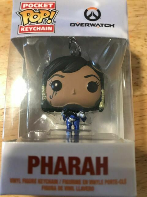 Overwatch-pharah Keychain Funko Pocket POP