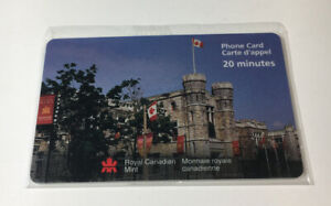 Royal-Canadian-Mint-80th-Anniversary-Phone-Card-1998-New-Sealed