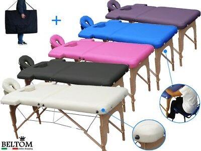 Dove Comprare Lettino Da Massaggio.Lettino Da Massaggio Lettini Per Massaggi 2 Zone Legno Peso Solo