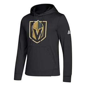 909444d11 Details about Vegas Golden Knights NHL Men s Goalie Pullover Hooded  Sweatshirt
