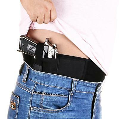 Ultimate Belly Band Holster for Concealed Carry Gun Pistols Revolvers Bodyguard