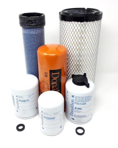 Radial Seal Air Filters Case 1845C /& 1840 Maintenance Filters Kit Donaldson