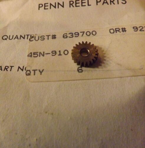 1 NOS Penn Levelmatic 910 920 930 FISHING REEL Worm Gear 45N-910