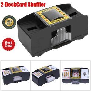 Deck Automatic Card Shuffler Poker Cards Shuffle Machine For