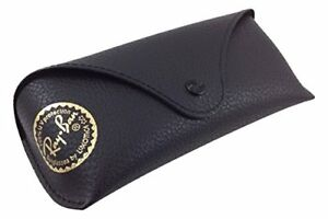 916efc836c48 Ray Ban sunglass case Black leather effect suitable for most Ray Ban ...