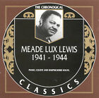 "1941-1944 by Meade ""Lux"" Lewis (CD, Nov-1996, Classics)"