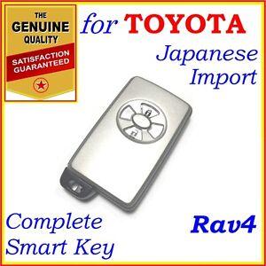 toyota smart key manual start
