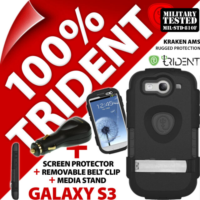 Trident Kraken AMS étui robuste pour Samsung i9300 Galaxy S3 +