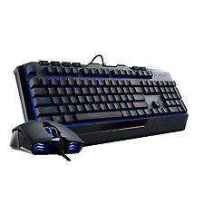 Cooler Master Devastator II LED Backlighting Keyboard and Mouse Gaming Bundle