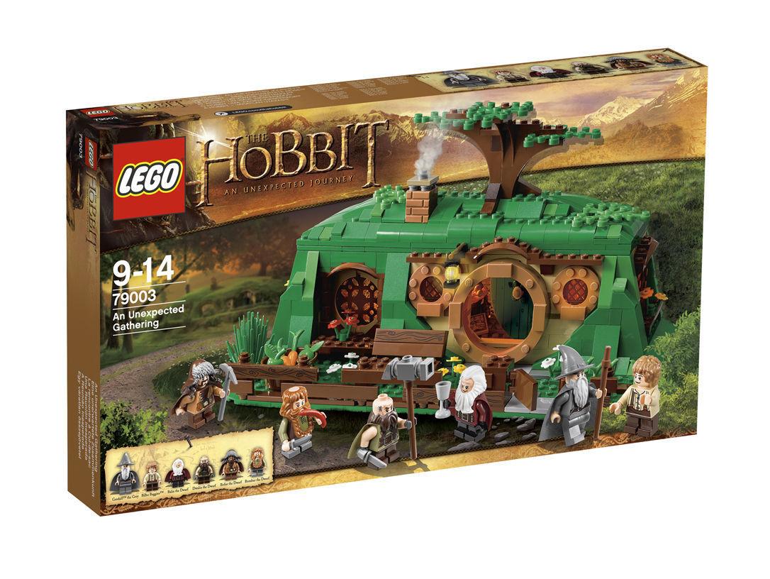LEGO The Hobbit Die Zusammenkunft (79003) Neu Sammlerzustand