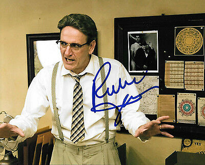 Richard Jenkins Gfa The Rum Diary Movie Signed 8x10 Photo Mh2 Coa Selected Material