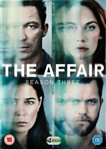 The-Affair-Season-3-DVD-2017-Dominic-West-cert-15-4-discs-NEW