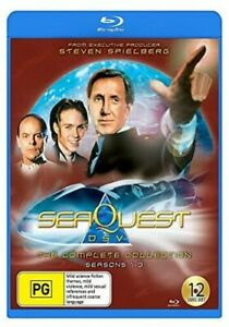Seaquest Dsv: Complete Collection Blu-ray