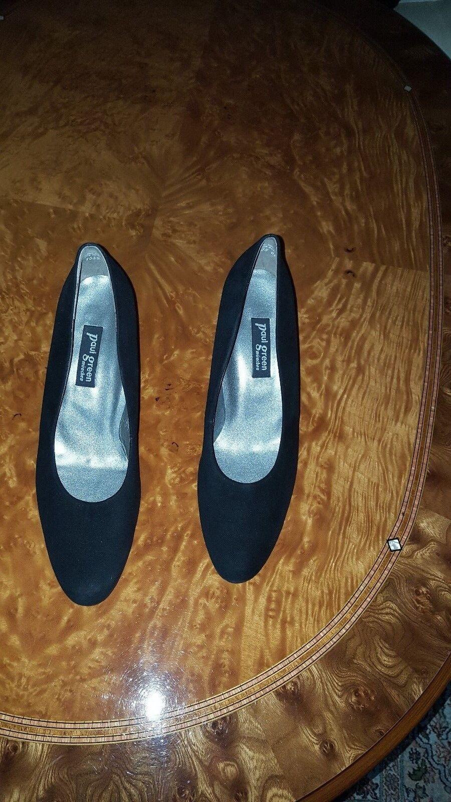 PAUL Grün NEUE Damen Schuhe, Gr.7