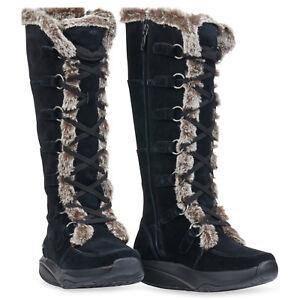 662f0a33e1a1 Image is loading MBT-Women-039-s-Koko-High-Black-Boots-