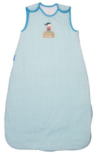 Grobag Baby Sleeping bag Pirates /& Treasure 18-36 or 6-18 1.0 tog 1