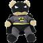 8-10-inch-25cm-TEDDY-CLOTHES-TUXEDO-SUPERBEAR-KARATE-PJ-SUPERBEAR-DINO-HOODIE thumbnail 5