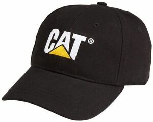 CAT-BASEBALL-CAP-CATERPILLAR-UNISEX-CAPPELLINO