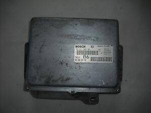 calculateur bosch 0261204051 MA3.0 9624936180 ( ref 1016)
