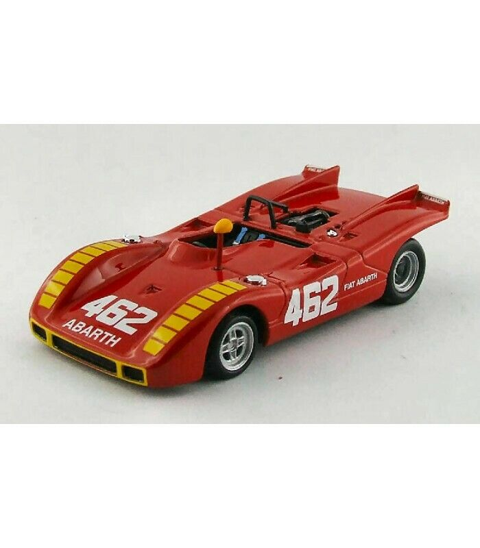 Abarth SP 2000 n.462 Winner Sestriere 1970 A. Merzario 1 43