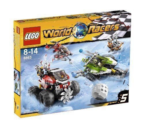 LEGO Racer ice race (japan import)