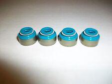 Suzuki DR600 SP600 DR SP 600 VITON Valve seals set of 4
