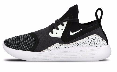 para Premium Le negras Nike 999 mujer Lunarcharge blancas 923285 Zapatillas wqxEU8EB