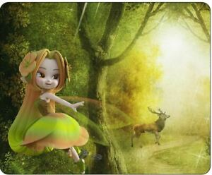 Fairy In The Woods Mousepad