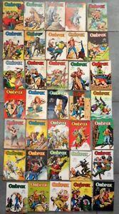 35-Albums-de-la-Serie-OMBRAX-petits-formats-Ed-LUG-Lyon