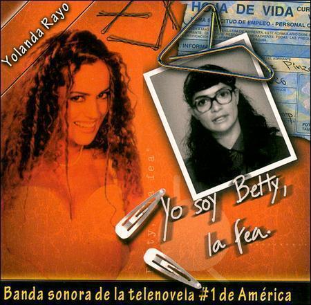 Yo Soy Betty La Fea By Yolanda Rayo Cd Sep 2000 Sonolux For Sale Online Ebay