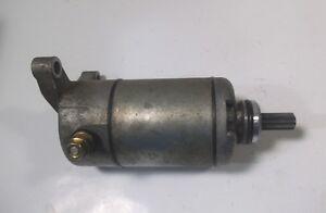 GSX750F 89-96 Starting Starter Motor 31100 22C00#21 Suzuki GS500 E 89-02