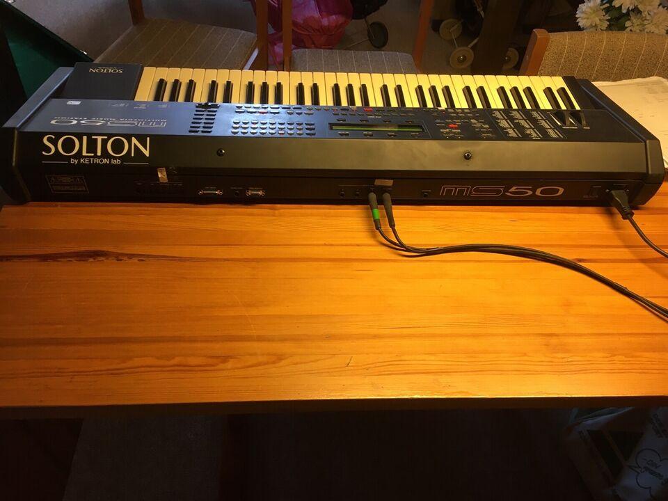 Keyboard, Soltron Ms 50