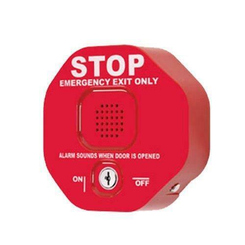 STI 6400 Exit Stopper Multifunction Door Alarm