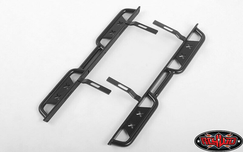 Rough Stuff  Metal Side Sliders for Axial SCX10 II 1969 Chevrolet RC4VVV-C0644  promozioni eccitanti