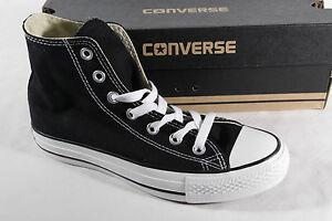 Converse All Star Stivali Nero tessile/lino M9160C NUOVO