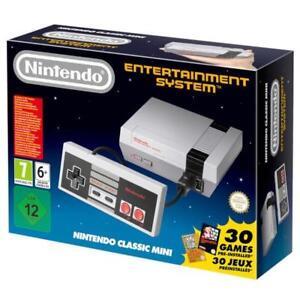 Nintendo NES Classic Mini Entertainment System inkl. 30 installierte Spiele