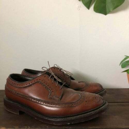 Florsheim Imperial Wingtip Shoes Sz 8D