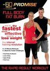 60 Second Promise Full Body Fat Burn 5055002557002 DVD Region 2