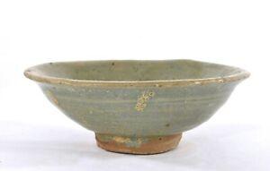 Joseon Dynasty Korean Korea Celadon Pottery Tea Bowl Cup