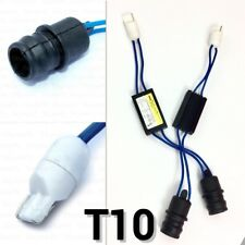 Error Free Load T10 W5W CANbus Adapters Resistor LED Decoder Canceller Euro K1