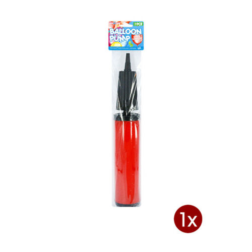 1x //2x //3x Balloon Pump Hand Held Action Plastic Inflator for Party Ballon Tool