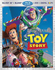 Toy Story (Blu-ray/DVD, 4-Disc Set, Includes Digital Copy 3D)