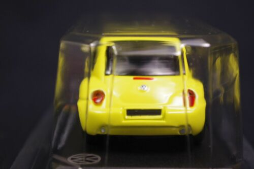 Del Prado VW NEW BEETLE 1//43 Scale Box Mini Toy Car Display Diecast vol 39